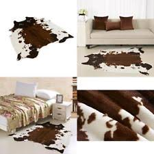 leather fur u0026 sheepskin rugs ebay