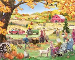 halloween jigsaw puzzles for adults autumn u0026 fall jigsaw puzzles