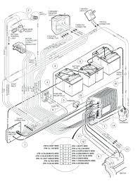 melex 36 volt golf cart wiring diagram wiring diagram