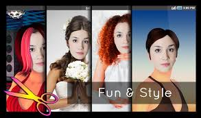 see what you would look like with different color hair hairstyles fun and fashion free amazon co uk appstore for