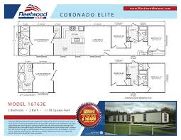 Fleetwood Manufactured Homes Floor Plans 100 Park Model Home Floor Plans Sedona Adams Homes Cimarron