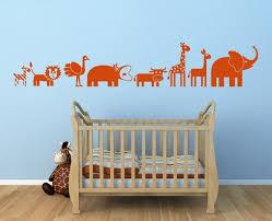 kinderzimmer wandsticker wandsticker tiere kinderzimmer elefant babyzimmer