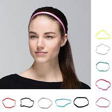 football headbands women men sport hair bands headband anti slip elastic rubber