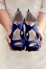 wedding shoes navy blue wedding shoes ideas back zipper open toes suede navy blue 2 inch