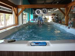 indoor garage pool house agp swim spas beat swimming pools