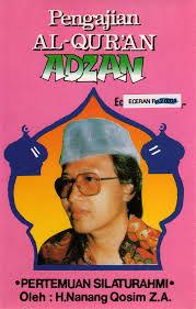 download mp3 adzan h muammar h nanang qosim z a pengajian al qur an adzan cassette at discogs