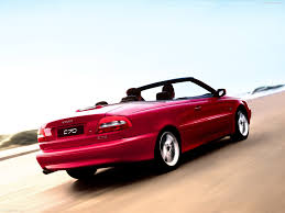 volvo convertible volvo c70 convertible 2004 picture 27 of 44