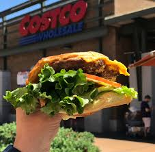 cuisine burger costco s cheeseburger causes some confusion as to what a