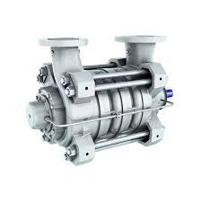 Water Ring Vaccum Pump Liquid Ring Vacuum Pump Lubricated Multi Stage Mbn Ro