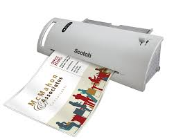 amazon com scotch thermal laminator combo pack includes 20 letter
