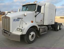 kenworth trucks for sale in texas 1999 kenworth t800 semi truck item b4586 sold february