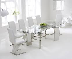 white dining room table extendable dining table white glass dining table and 6 chairs table ideas uk