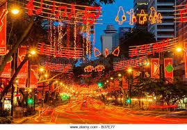 singapore orchard road christmas lights stock photos u0026 singapore