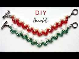beaded bracelet make necklace images 11346 best bead patterns bracelets images beading jpg