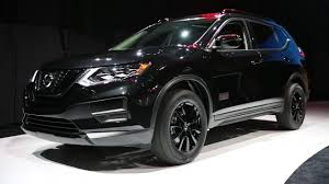 nissan rogue one edition nissan u0027s u0027star wars u0027 themed rogue is out of this world abc7 com
