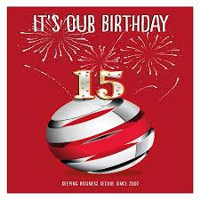 avr celebrates our 15th birthday u2013 avr