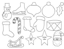 small ornament templates template business