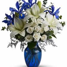 port florist iris flower delivery in winchester pondview florist
