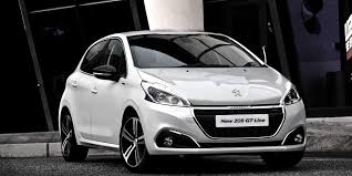 peugeot black peugeot 208 launch blq