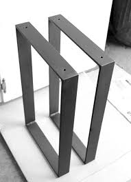 small metal table legs metal table legs stainless steel bases motorized inside bar height