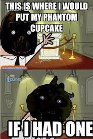 Cupcake Memes - fnaf memes phantom cupcake wattpad