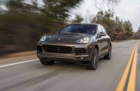 Porsche Cayenne 1st Generation - 2015 porsche cayenne first drive photo u0026 image gallery