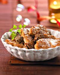 cuisiner ris de veau recette ris de veau aux morilles jus au porto