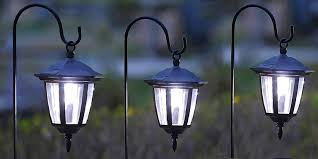 Solar Powered Landscape Lights 9 Best Outdoor Solar Lights For 2018 Solar Powered Lights For