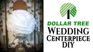 wedding centerpieces dollar tree diy youtube