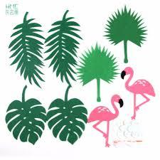 online shop 1pc tropical rain forest flamingo decoration pull