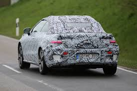 2018 mercedes benz e class cabriolet spy shots gtspirit