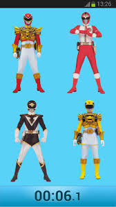 power rangers free game android free download mobomarket