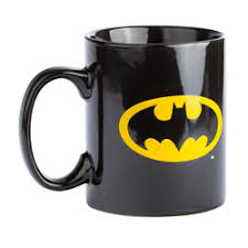 batman gift wrap mlp ceramic mug with shaped handle in gift box