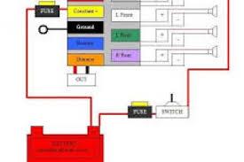 pioneer deh p6800mp wiring diagram wiring diagram