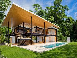 eco friendly houses information beautiful eco friendly house in costa rica boasts breathtaking