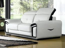 canap cuir noir et blanc canape canape cuir noir et blanc lovely design canap duangle with