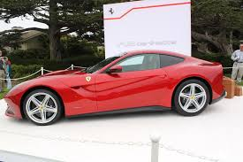 types of ferraris auctions iconic models at pebble image 3 auto types