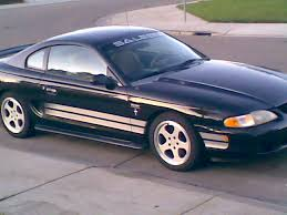 94 saleen mustang saleen how many saleen v6 sports were made in 94 95 mustang