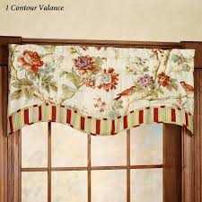 Kitchen Curtains Valance by Kitchen Curtain Toppers Valances Decorate The House With