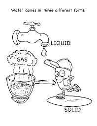 coloring pages water safety water cycle coloring page awesome water cycle colori page for water