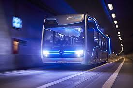 future mercedes the future of mobility the mercedes benz future bus 3bl media