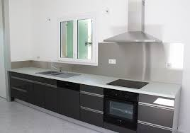 plaque inox cuisine plaque inox brosse pour cuisine maison design bahbe com