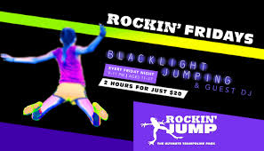 trampolines black friday 2017 rockin u0027 jump trampoline park williamstown family fun