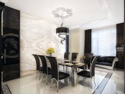 Modern Dining Room Chandeliers Oval Brown Wooden Dining Table White Wood Rectangular Dining Table