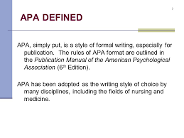 the basics of apa format video online download