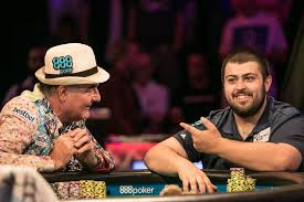 2017 world series of poker final table scott blumstein holds commanding chip lead at wsop main event las