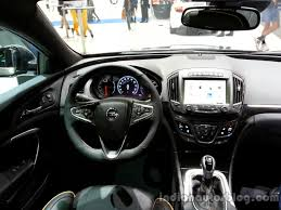 opel insignia sports tourer 2016 interior of the 2014 opel insigia country tourer indian autos blog