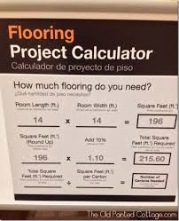 flooring calculator to room planning easy homebase