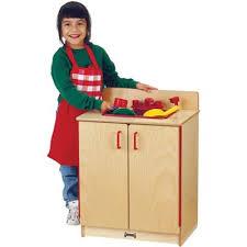 Kitchen Sink Play Jonti Craft Birch Play Sink 0208jc On Sale Now