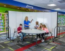 Daycare Room Dividers - screenflex writable room divider 13 u00271